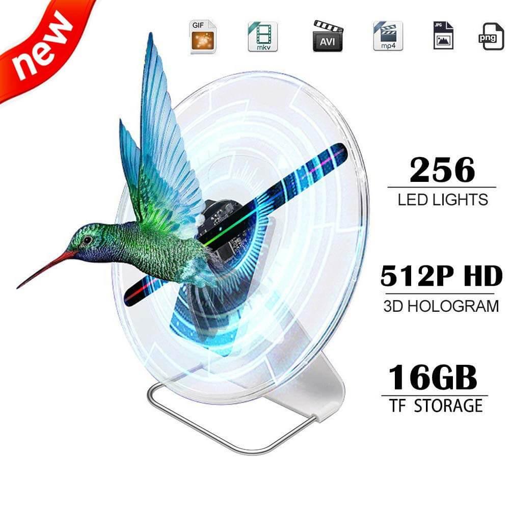 3D Hologram Fan-SH-30